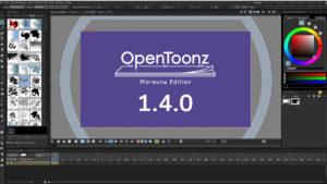 OpenToonz 1.4