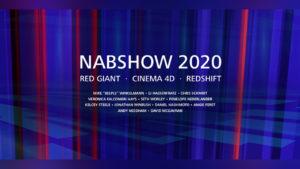 Maxon NAB 2020