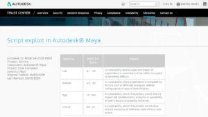 Maya Script Exploit